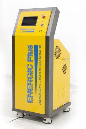 energic plus rigenera batterie